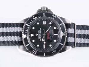 Rolex-Sea-Dweller-PVD-Case-With-Nylon-Strap-Pro-Hunter-Special-E-0